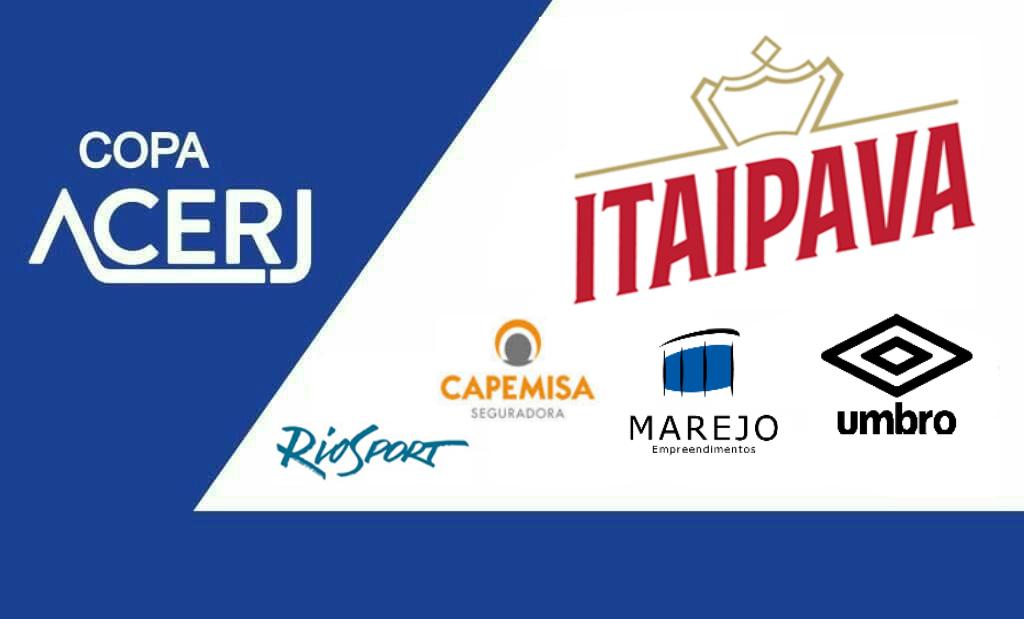 Confira os classificados para 2ª fase da Copa ACERJ-Itaipava