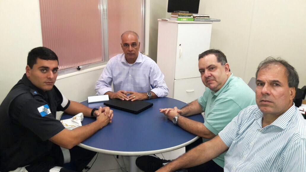 Acerj e PM discutem sobre segurança de profissionais de imprensa